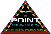 KWPT - Home of the best rock n roll of all time all the time
